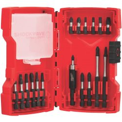 Impact Screwdriver Bit Set