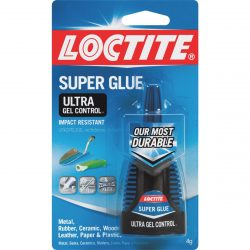 Household Glues & Super Glues