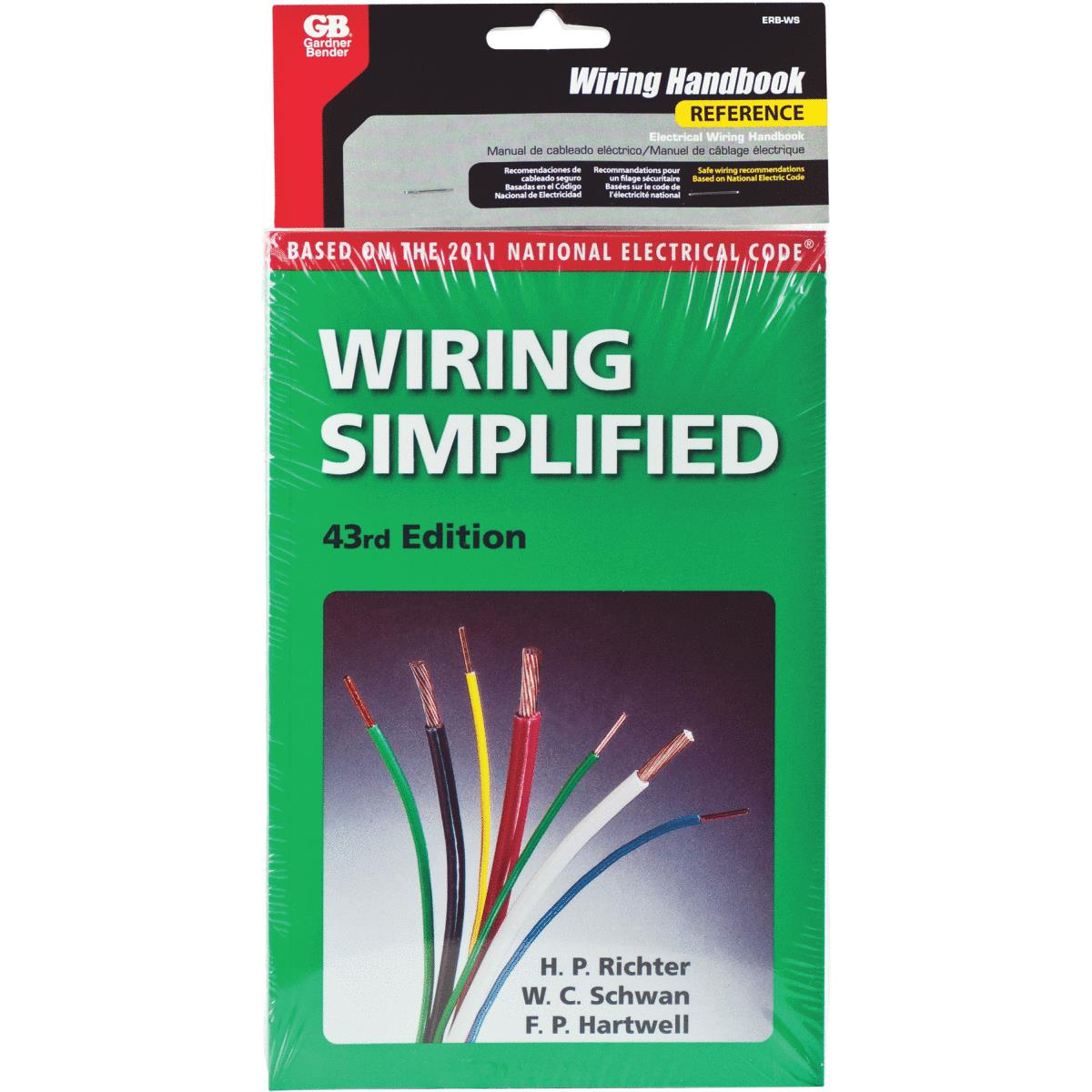 electrical wiring simplified pocket reference book macdonald rh macdonaldindustrial com electrical wiring books free download electrical wiring books free download